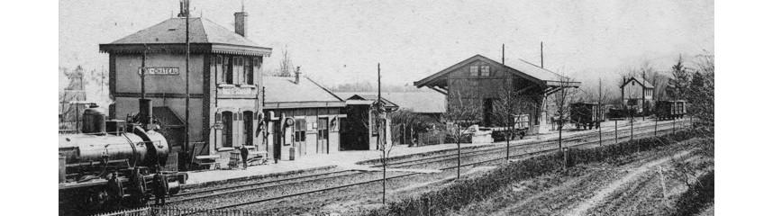 Décor ferroviaire