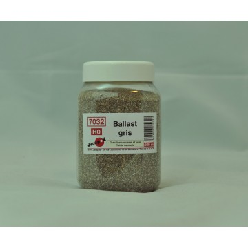 Ballast gris [HO]