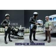 Contrôle de gendarmerie [O]