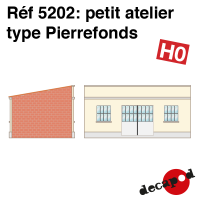 Petit atelier type Pierrefonds [HO]