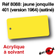 Jaune jonquille 401 (version 1964) (satiné) [acrylique à solvant]
