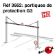 Portique de protection G3 [HO]