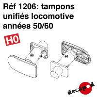 Tampons années 50/60 [HO]