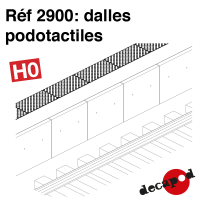 Dalles podotactiles [HO]
