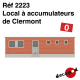 Local à accumulateurs de Clermont [O]