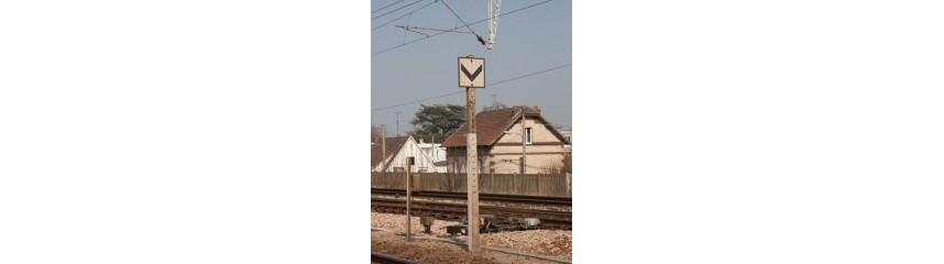 Signalisation fixe