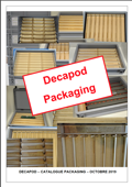 Catalogue packaging